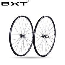 2016 Axle 142*12mm MTB Mountain Bike  27.5er 29er Six Holes Disc Brake bicycle Wheel CR 24H 11 Speed Support Alloy Rim Wheelset