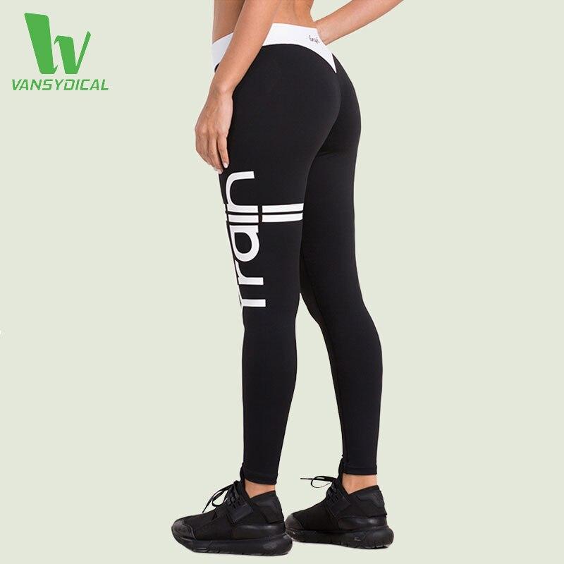 Prix pour VANSIDICAL Sexy Yoga Sport Leggings Pour Femmes Sport Serré Yoga Leggings Compréhension De Yoga Pantalons Femmes Collants Running Femmes XL