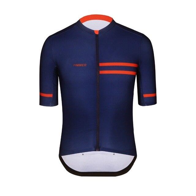 2019 Pimmer limited nouvelle haute qualité pro équipe aero cyclisme jersey à manches courtes course vêtements de cyclisme italie tissu léger