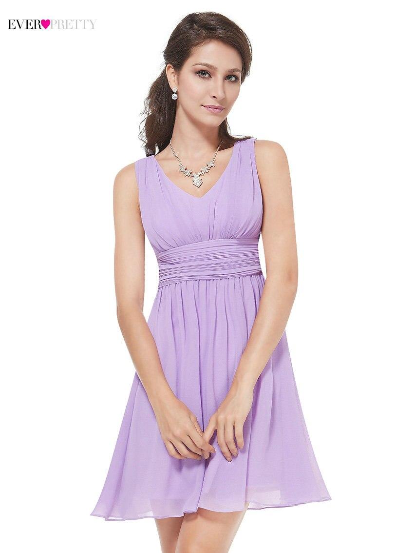 Liquidación] nuevo vestido de cóctel Ever Pretty HE03909 mujeres A ...
