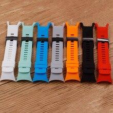 שעון אביזרי עבור Suunto Spartan מאמן יד HR פארקור סדרת אוניברסלי רצועת עבור Suunto 5 גברים של רצועה