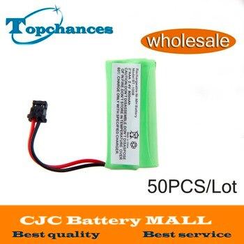 50Pcs/Lot For Uniden BT-1008 BT-1016 BT-1021 BT-1025 BT1021 BT1025 CPH-515B Cordless Home Phone Battery