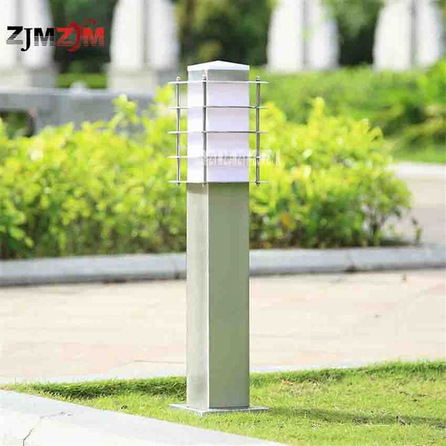 Ordinaire New S 6028 Stainless Steel Grass Lamp Landscape Lawn Sward Garden Outdoor  Garden Lawn Square