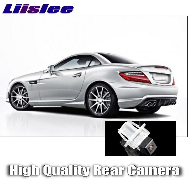 Liislee Car Camera For Mercedes <font><b>Benz</b></font> <font><b>SLK</b></font> Class MB <font><b>R172</b></font> High Quality Rear View Back Up Camera For Fans | CCD + RCA image