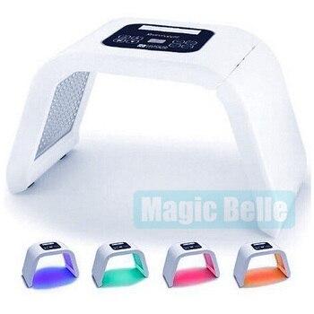 Skin rejuvenation products, 7 color PDT Omega phototherapy machine LED photon mask anti-wrinkle skin care beauty machine