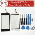 Oukitel K4000 Pro Сенсорный Экран Высокого Качества Дигитайзер Стеклянная Панель Замена Для Oukitel K4000 Pro Бесплатная Доставка + Инструменты