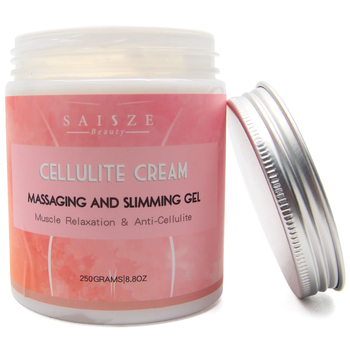 Cellulite Hot Cream Tight Muscles-Soothes Leg Relaxes Adipose Massage and Tightens Skin Weight 250g Drop shipping 5