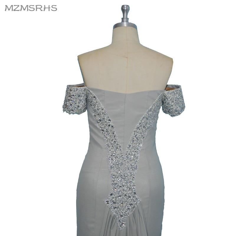 Abendkleid MZMSRHS elegantes geöffnetes rückseitiges - Kleider für besondere Anlässe - Foto 5