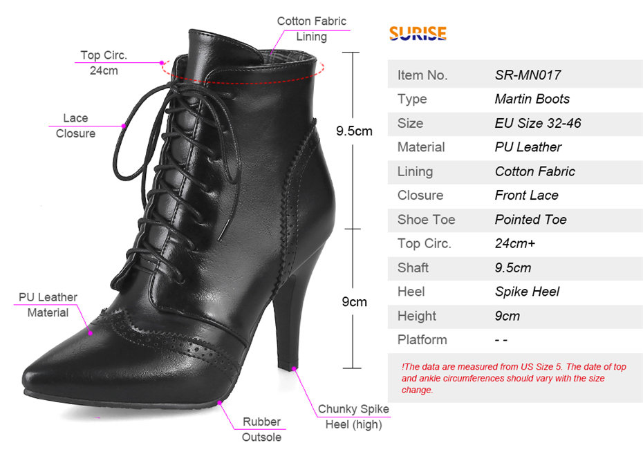 Info Word Boots