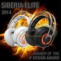 Frete Grátis Steelseries Siberia Elite Gaming Fone De Ouvido, Fone De Ouvido LEVOU, 7.1 Placa De Som, em Estoque