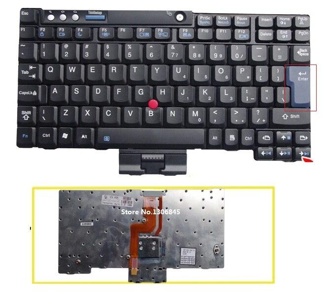 Replacement Keyboards Brand New Original Laptop Keyboard For Lenovo Ibm Thinkpad Ibm X60 X60s X61 X61s X61t Eu Standard Genuine T60 T61 X60 Keyboard