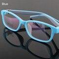 Calidad TR90 Material de goma marco de los niños gafas Kids gafas ópticas marco