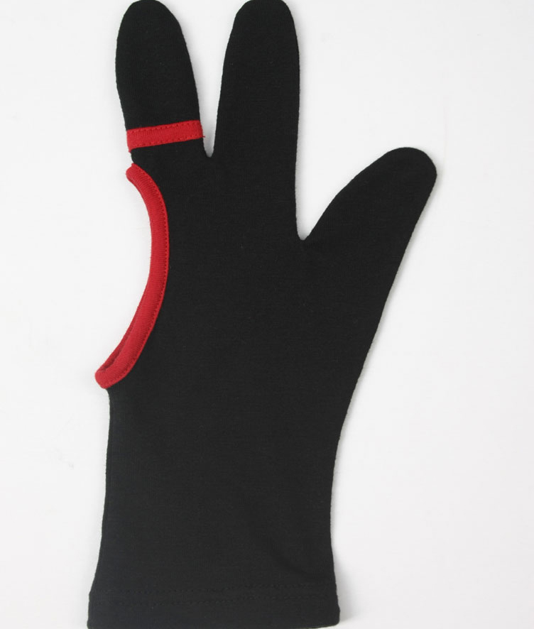 Final Fantasy Type-0 Suzaku Peristylium Class Zero NO.3 Trey cosplay accessories The right hand gloves