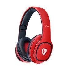 HiFi Stereo Bluetooth 4.0 Headphone Wireless Headset With Microphone FM Radio Micro-SD Card Slot S98 Earphone