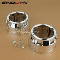 Sinolyn Mini Gatling Gun Shrouds Mask Hooks Cover For Mini 2 5 Inch H1 Lens WST