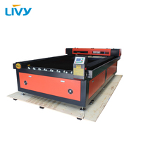 LIVY lazer engraver cutting machine wood laser cutter machine LV L1325 Ruida control system