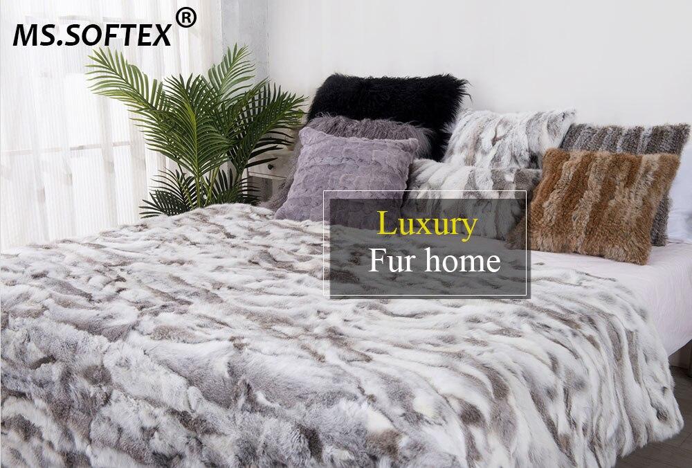 luxury fur home
