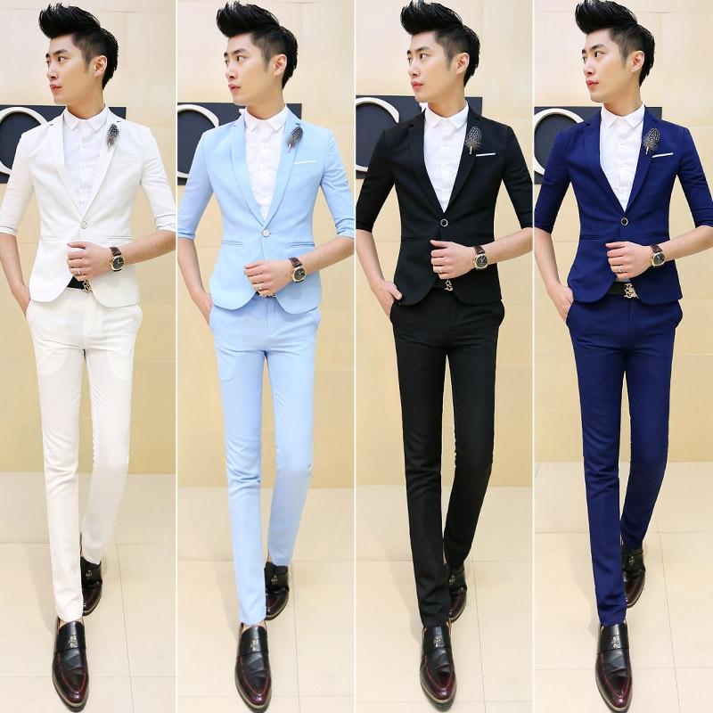 Casual Prom Suits - Suit La