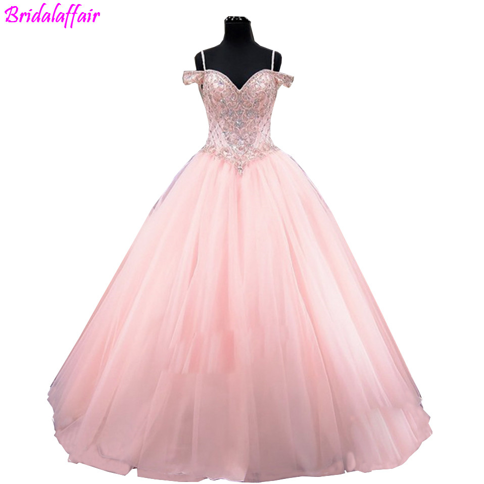 Weddings & Events Quinceanera Kleider 2018 Neue Die Volle Hülse Scoop Nenck Luxus Stickerei Über Knie Mini Ballkleid Candy Farbe Party Prom Kleid