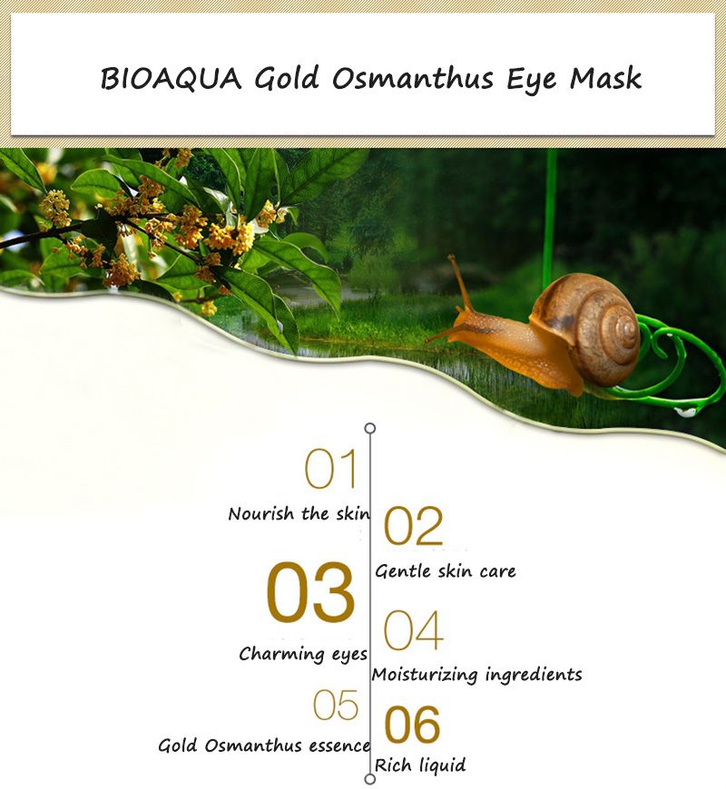 China eye mask gold Suppliers