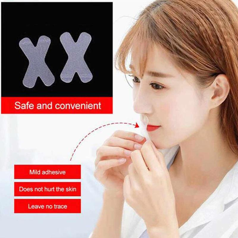 30Pcs Sleep Strips Advanced Gentle Mouth Tape For Better Nose Breathing  Improved Nighttime Sleeping  Less Mouth Breathing