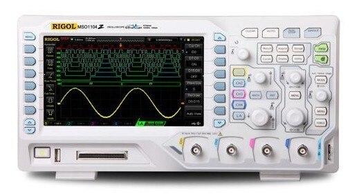 Big Sale RIGOL MSO1104Z digital  oscilloscope 100Mhz 4 CH mixed signal oscilloscope