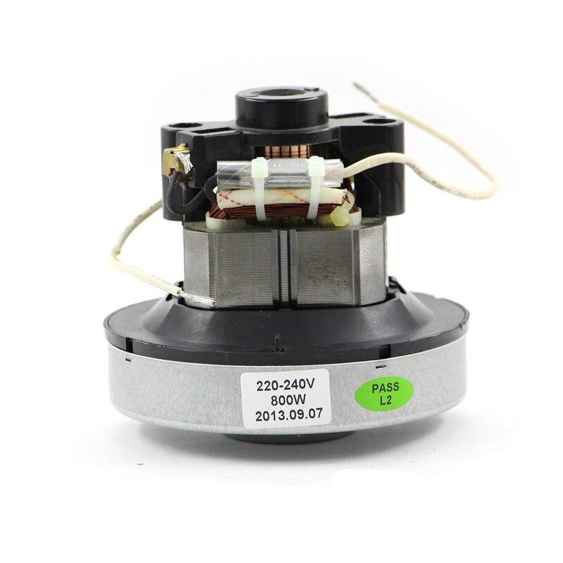 220V 800w low noise vacuum cleaner motor 107mm diameter of household vacuum cleaner for QW12T-05A QW12T-05E etc ccdj 385 diy copier motor vacuum cleaner motor dryer machine motor 3v 48v 800 20000 rev min