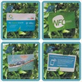 NFC карты печати на заказ