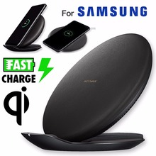 SAMSUNG QI Wireless charger EP 950 Fast Charger Pad for SAMSUNG NOTE 8 font b GALAXY