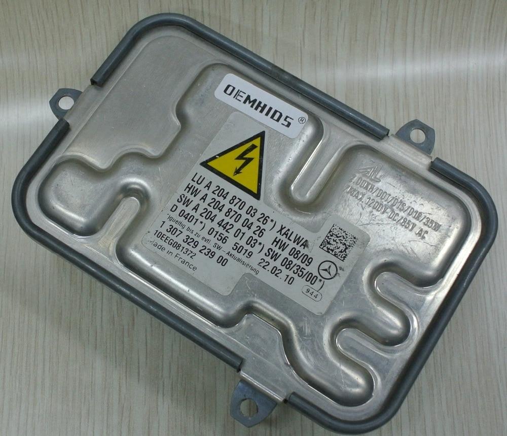 original gen5 D1S original Xenon Headlight Ballast A204 W204  130732923900  1 307 329 239 00