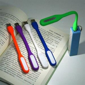 Image 5 - FFFAS маленький гибкий USB светодиодный USB светильник, настольная лампа, гаджеты, usb ручная лампа для внешнего аккумулятора, ПК, ноутбука, Android, телефона, OTG кабель
