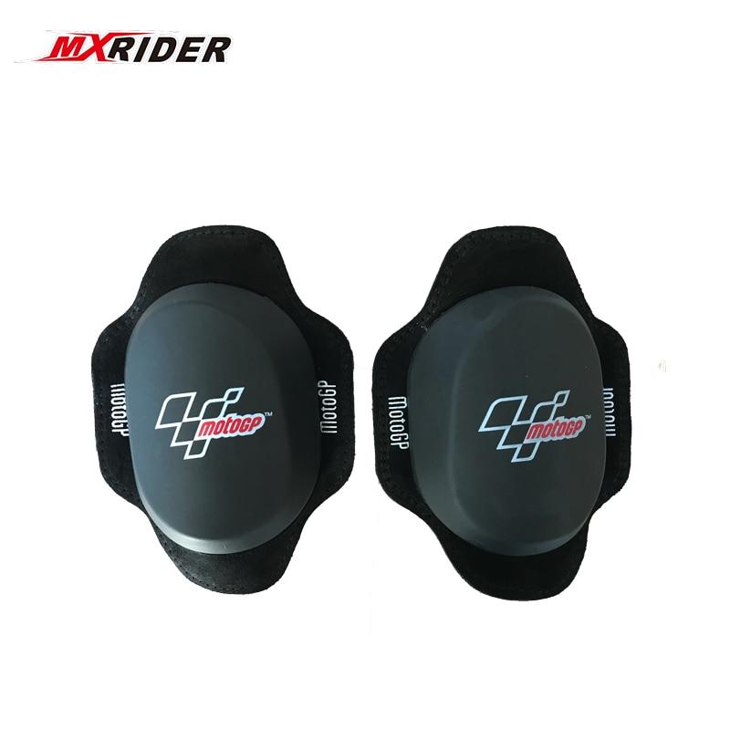 2018 heißer Verkauf Pro Motorrad knie sliders rodilleras pads barcelona 2018 protectores para motocicleta joelho gp schwarz farbe