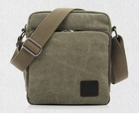 New Arrival Canvas Bag Man Hote Sale Men S Small Canvas Shoulder Bag For Documents Brand