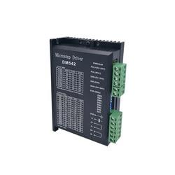 Stepper motor driver cintroller DM542 microstep motor brushless DC motor shell for 42 57 stepper motor Nema17 Nema23