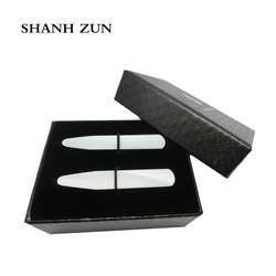 SHANH Зун роскошный ручной работы перламутр воротник остается свадебный подарок дружки 2 предмета Комплект