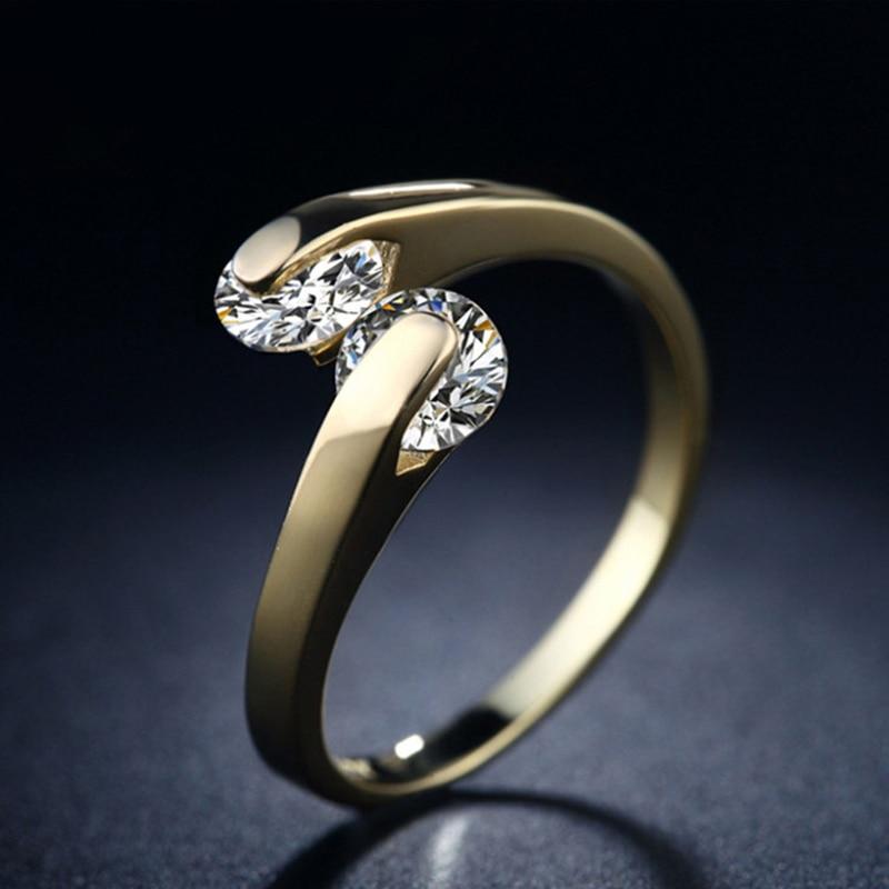 Ninamrak Tiffany Big Diamond Rings For Women Cheap