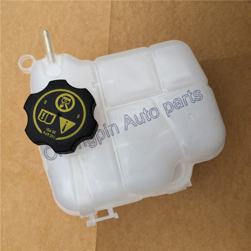 Original Engine Coolant Reservoir Overflow /Expansion Tank Radiator Cap OEM# 13393368 13256823 For Chevrolet Cruze Sonic Astra