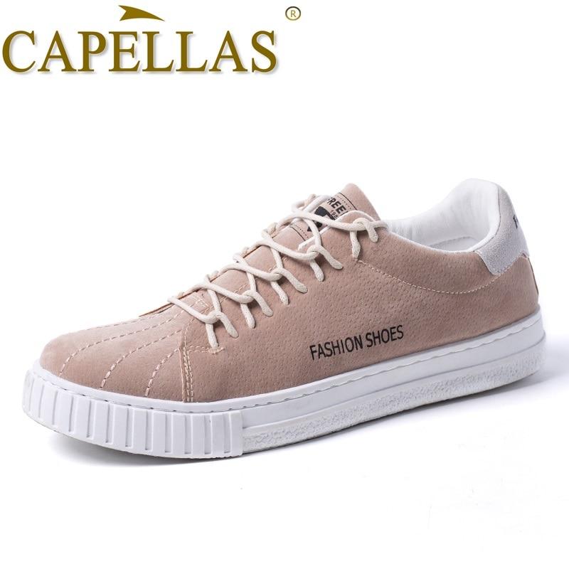 CAPELLAS Nove muške cipele Proljeće Jesenske muške cipele Visoke - Muške cipele - Foto 5