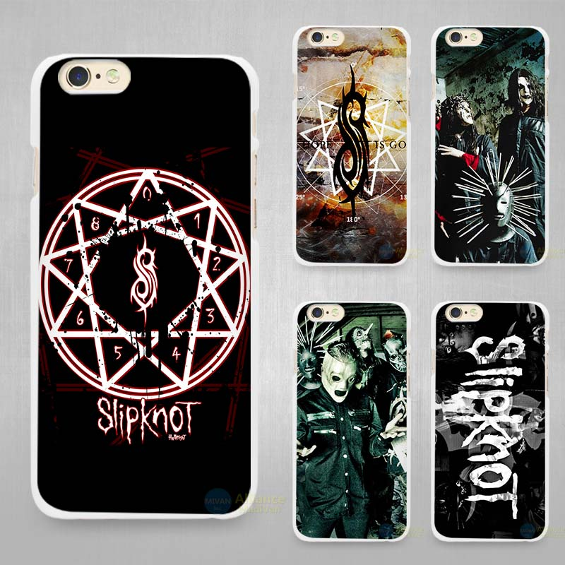 coque iphone 6 slipknot