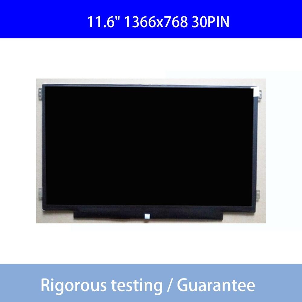 Grade A + + + NT116WHM-N21 v4.1 V4.0 pour BOE NT116WHM N21 30pin écran affichage LED 1366x768 panneau LCD de remplacement antireflet mat