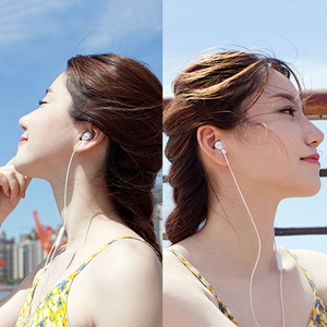 Image 5 - Philips SHE4205 Earphones Bass with Microphone  Wire Control In Earphone Noise Cancelling Earphone for Galaxy 8 Official Testing