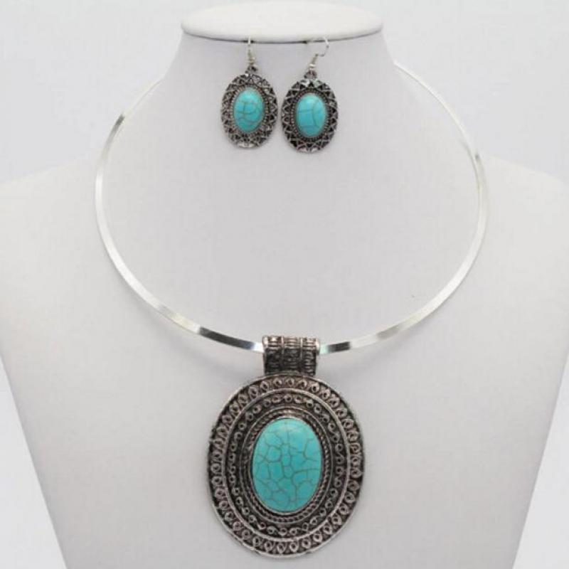 Nepal Necklace Earrings...