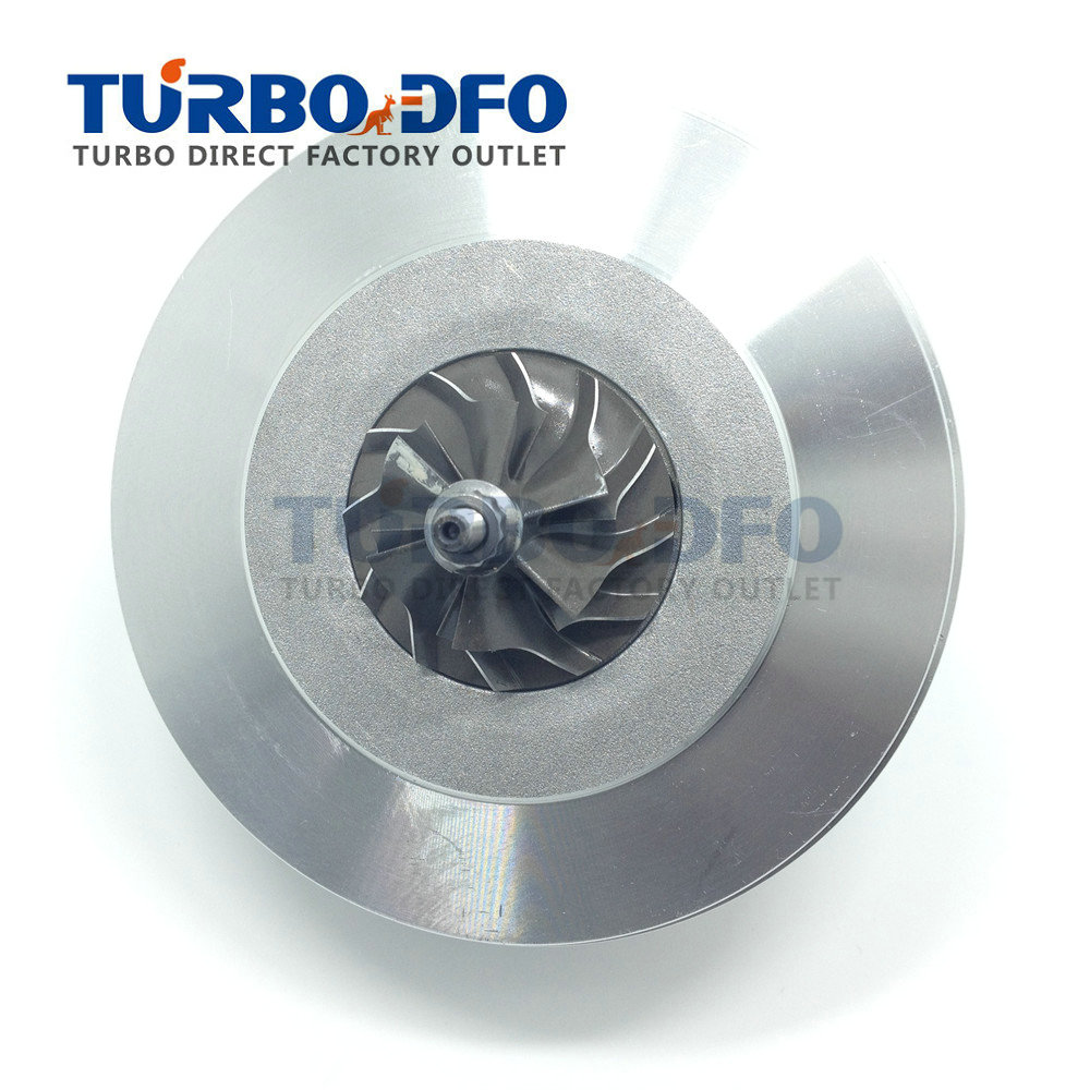 Core For Peugeot 307 / 308 / 407 / 5008 / Partner 1.6 HDi FAP 80Kw DV6TED4 2004- CHRA Turbo 753420 Cartridge 11657804903 Turbine