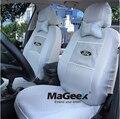 Asiento de Coche Universal Cubre Para Ford mondeo Focus Fiesta S-MAX Edge Explorador Taurus NEGRO/GRIS/ROJO del coche accesorios