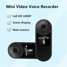Discount! IDV008 Mini Camera 1080P Full HD Micro Camera Mini Camcorder Digital DVR Camera Separately Voice Recorder With Small Display