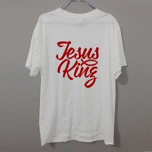 Christian T Shirt  JESUS KING