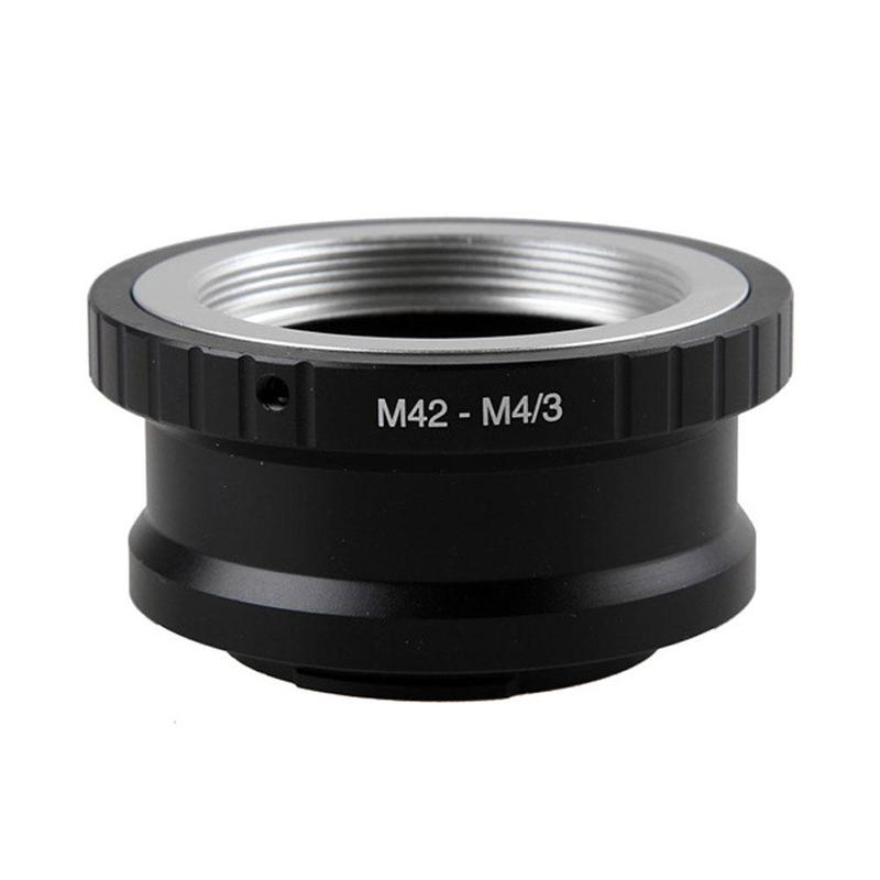 <font><b>M42</b></font>-<font><b>M4/3</b></font> Adapter Ring <font><b>M42</b></font> Lens To Micro 4/3 <font><b>M4/3</b></font> Adapter EP1 EP3 GF3 image