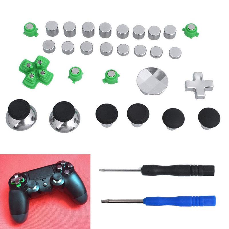 Gamepad Buttons Replacement Part Full Kits Set For Xbox One FPS Button Game Controller