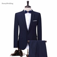 Custom Made Groom Tuxedos Grey Formal Wear Wedding Suits Groomsman Best Man Suits Wholesale For Men