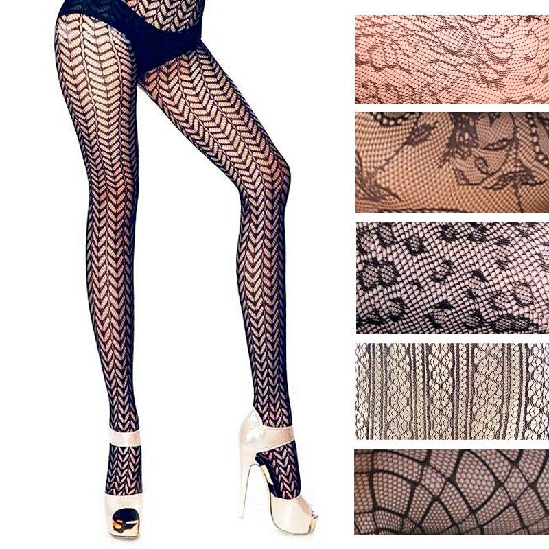 Modern pantyhose the nylon — photo 15